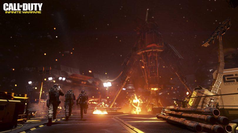 Call of Duty: Infinite Warfare 1